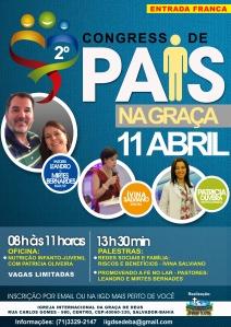 banner II CONGRESSO DE PAIS NA GRAÇA