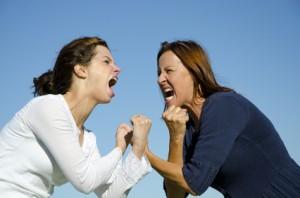 briga mães