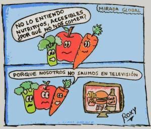 nutritivos e tv