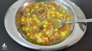 segredo da sopa