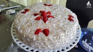 torta morango ivina