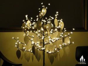 árvore de bençãos